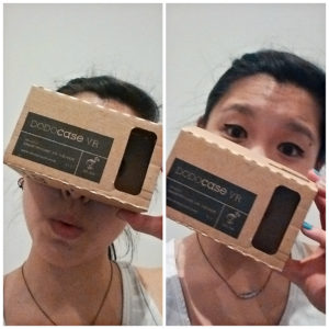 Google Cardboard Collage