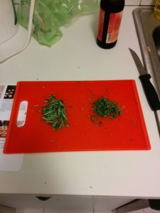 Thyme & Rosemary